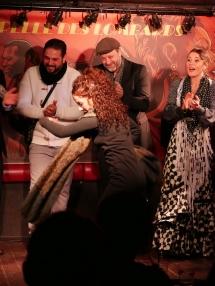 jeudi flamenco 19 02 - 22