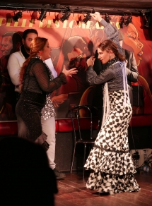 jeudi flamenco 19 02 - 25